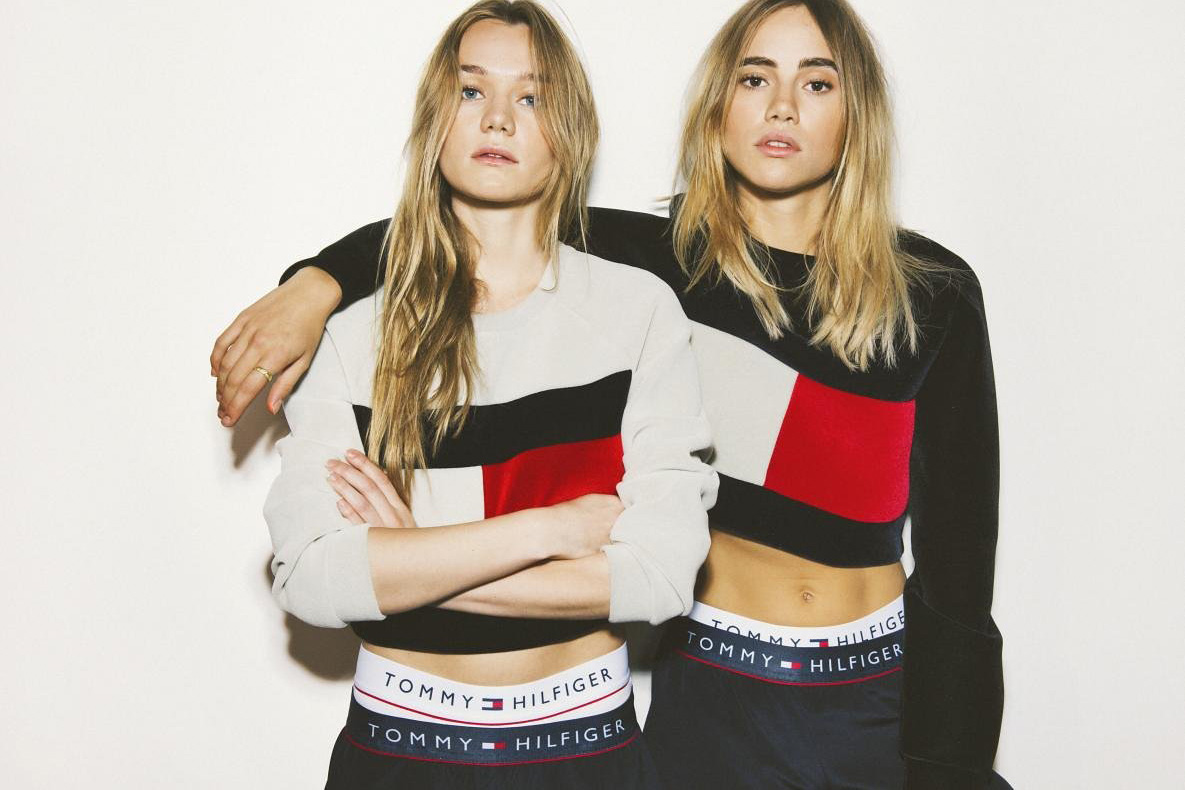 tommy hilfiger 90's capsule collection   New Kiss on the Blog
