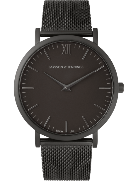 Larsson & Jennings Lugano Black watch