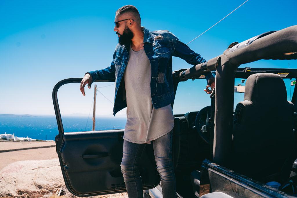 Diesel Summer Tour Mykonos with Diesel