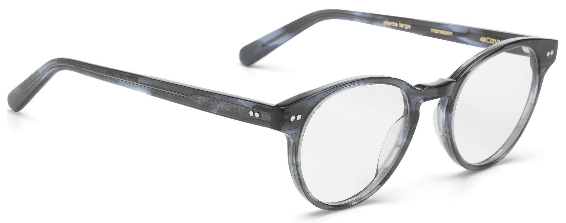 Pierce Large Glasses