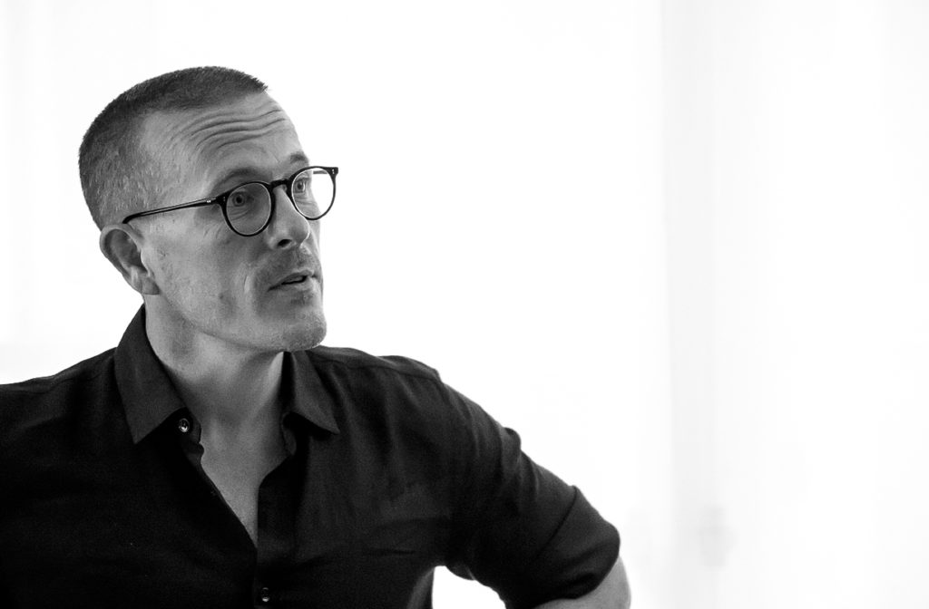 Scott Schuman with Braun during London Design Festival 2016