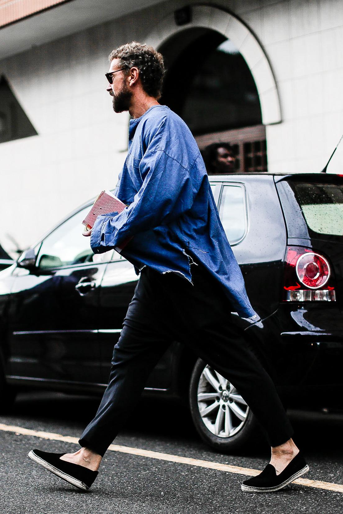 Street Stytle Milan