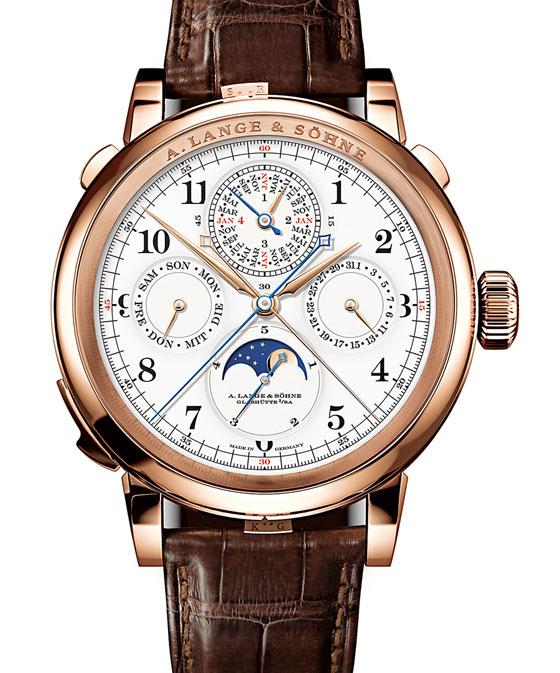 Lange & Söhne: Grand Complication