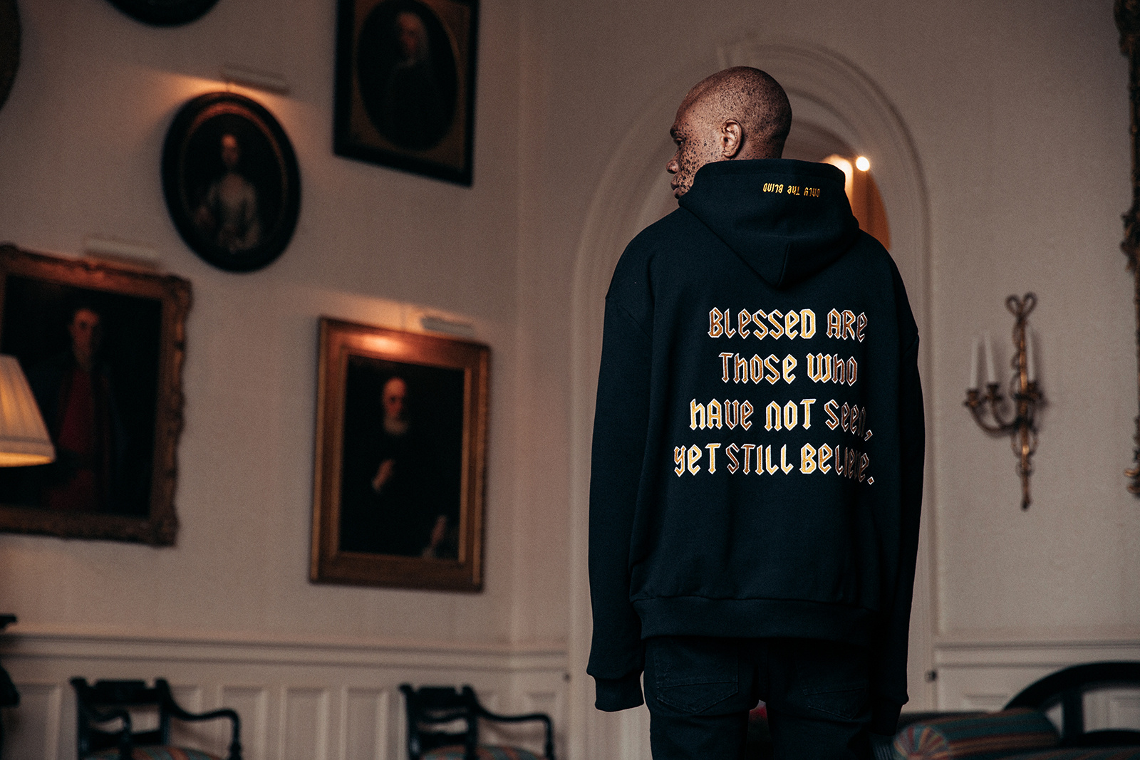 Only The Blind Fashion Drop 1 Lookbook