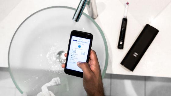 Oral-B Genius 9000 Black Elektrische Zahnbürste und Oral B App