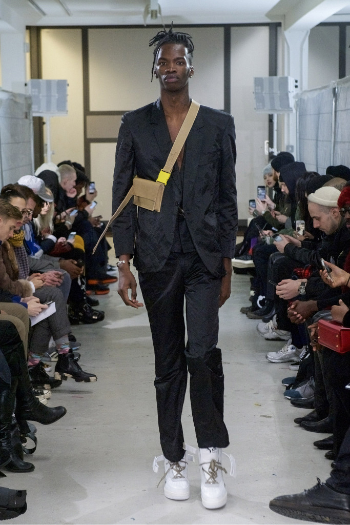 A Cold Wall Men's Fall AW17 Runway