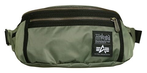 Waist Bag/Fanny Pack by Alpha Industries
