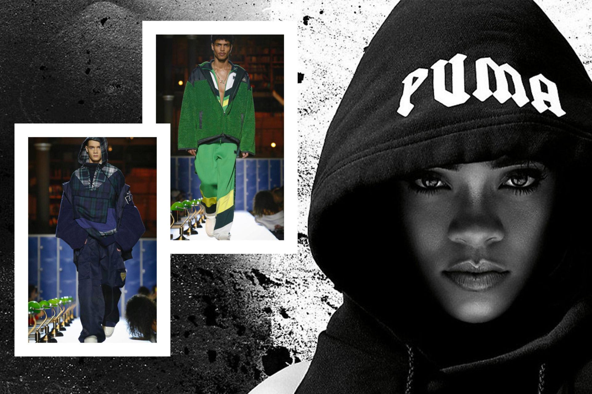Fenty X Puma by Rihanna - Men's AW17 Collection