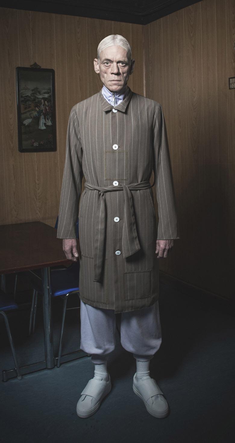 Han Kjobenhavn SS17 Lookbook