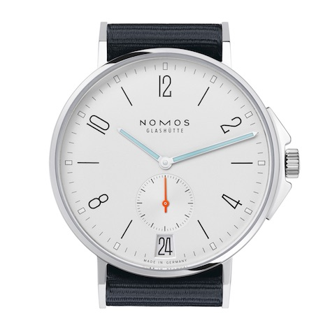 Nomos Glashütte Ahoi Datum Watch