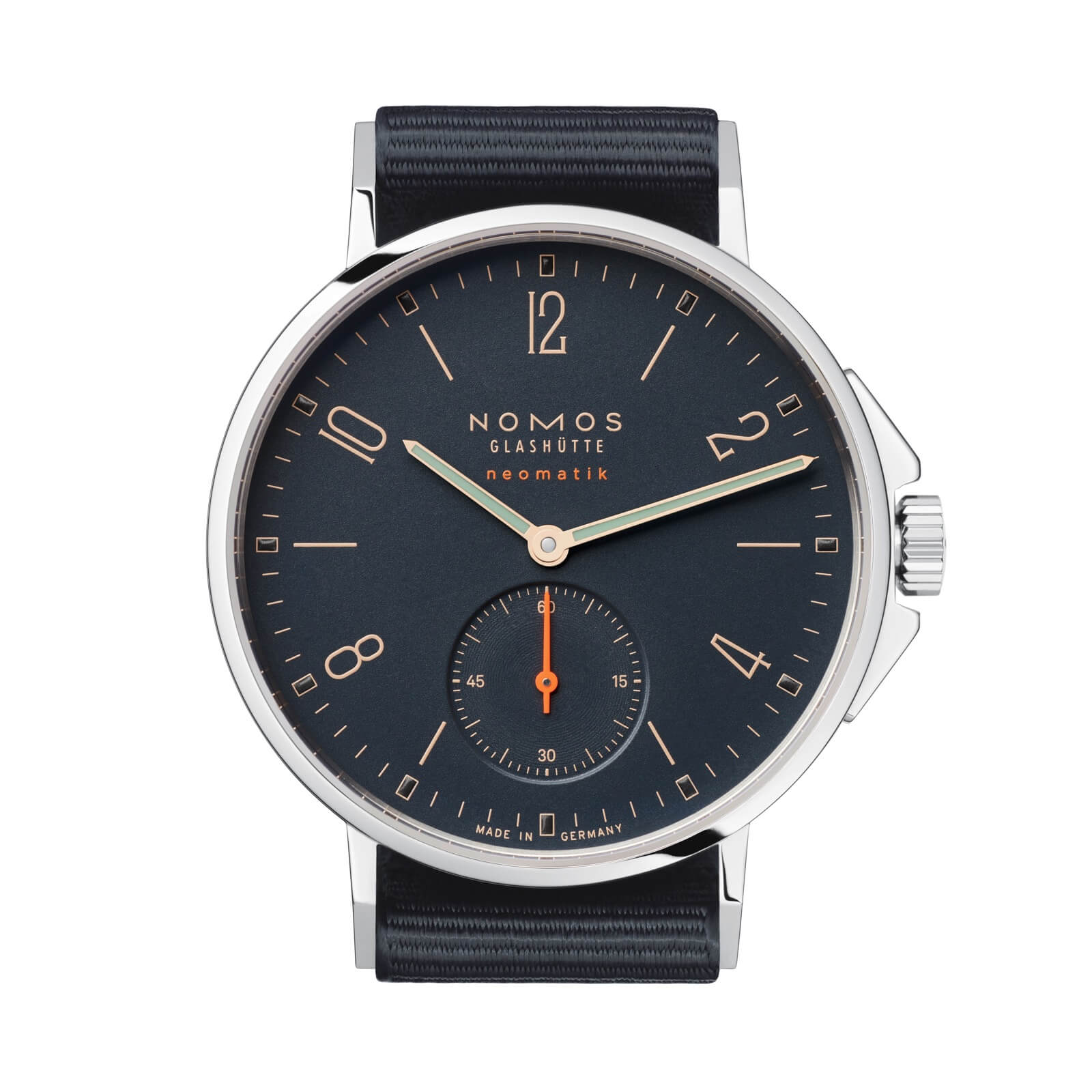 Nomos Glashütte Neomatik Atlantik watch