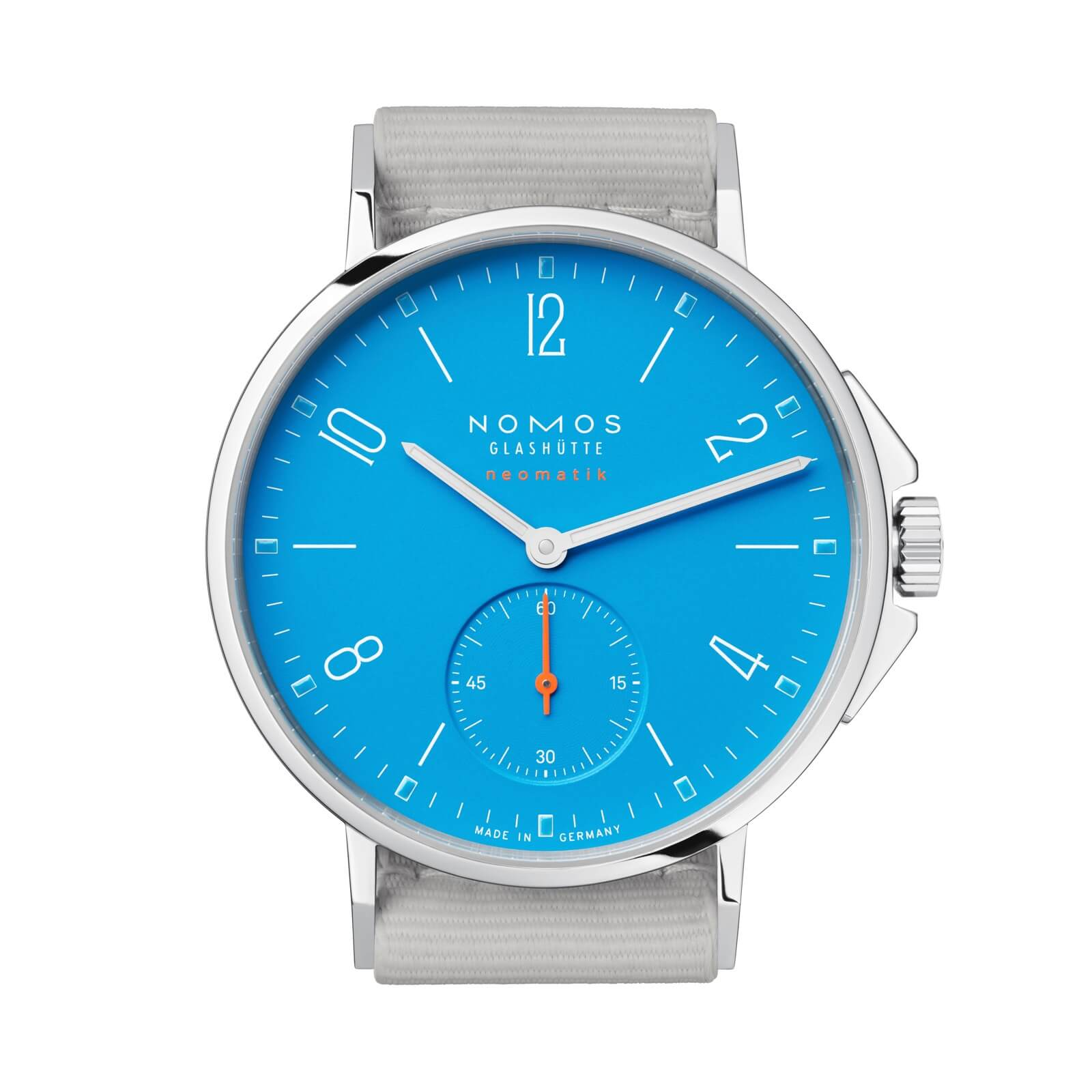 Nomos Glashütte Ahoi Neomatik Watch in blue