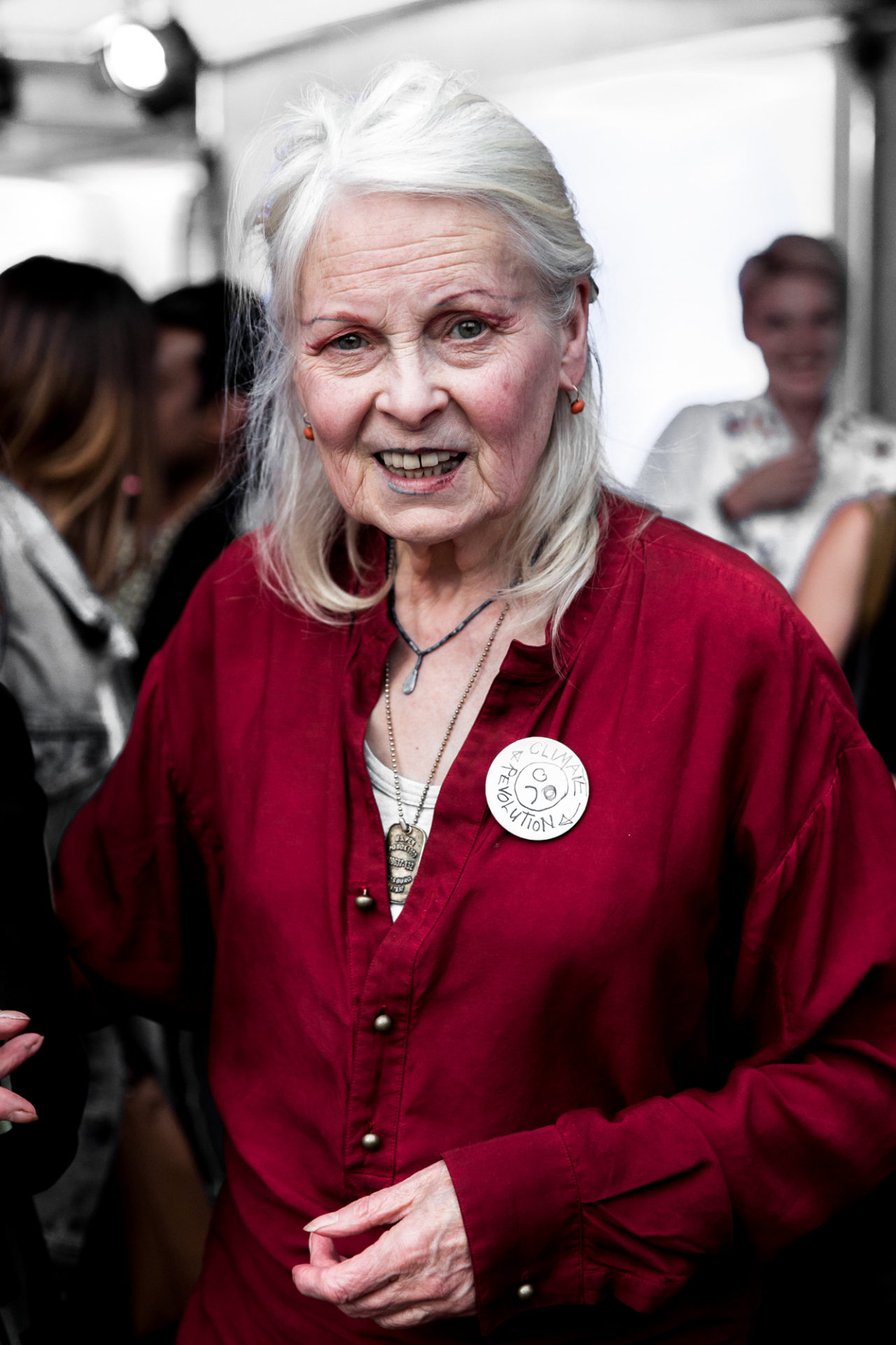 Vivienne Westwood at the Bread & Butter Pre Event in Berlin