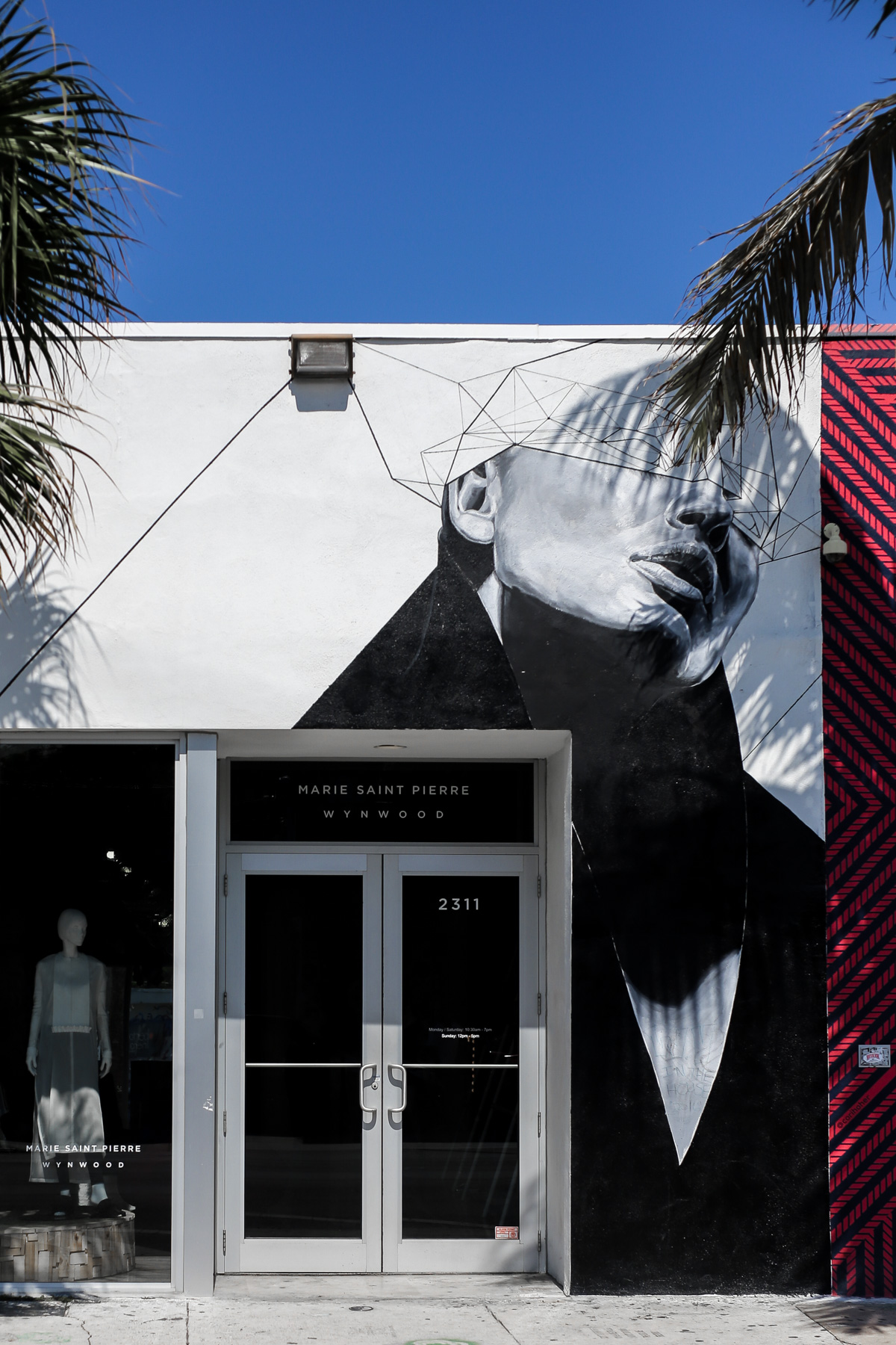 Marie Saint Pierre Store at Wynwood, Miami