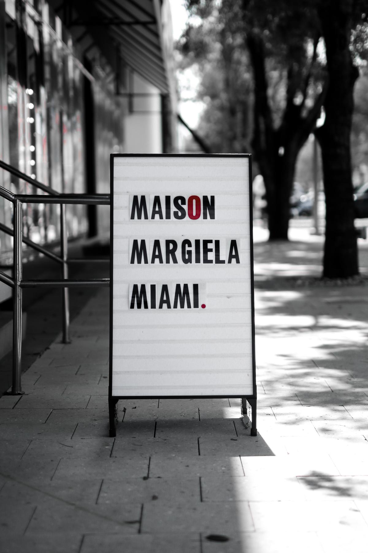Maison Margiela Store Miami