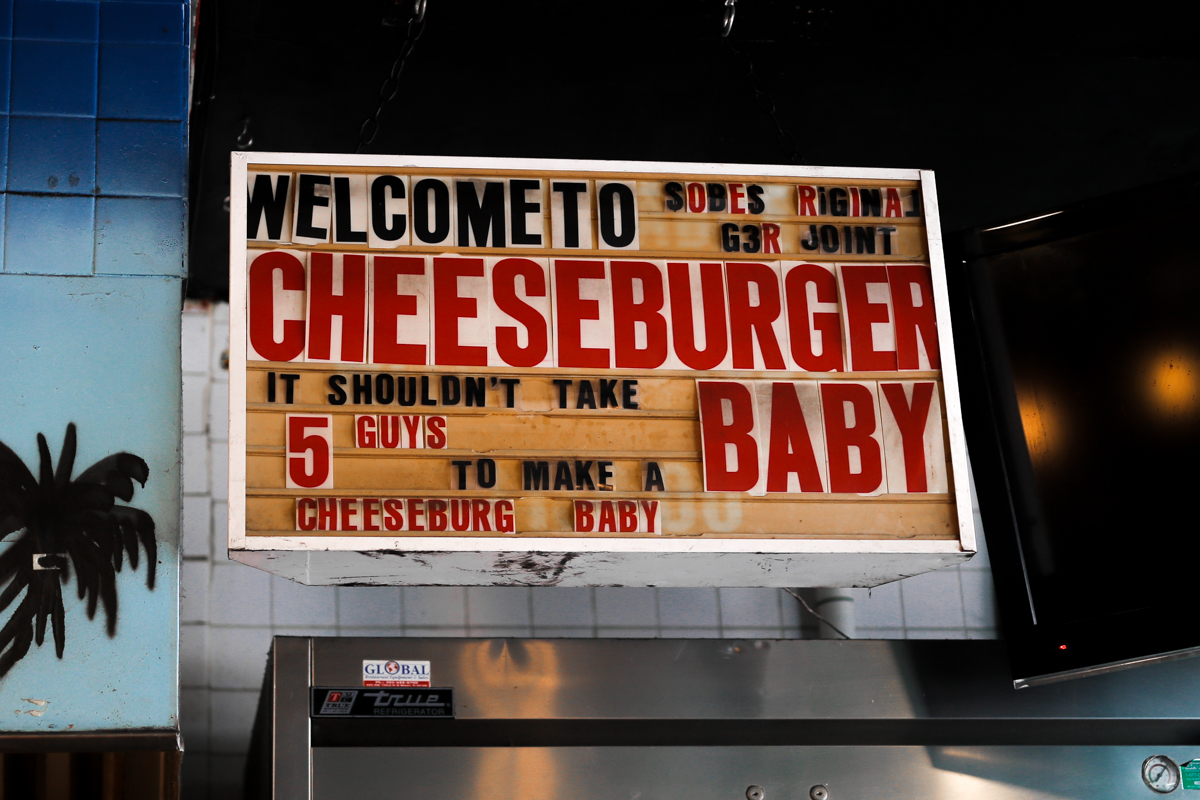 Cheeseburger Baby Miami