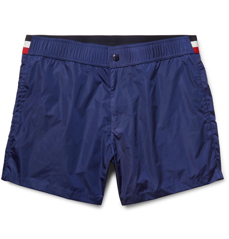 MonclerShort-Length Swim Shorts