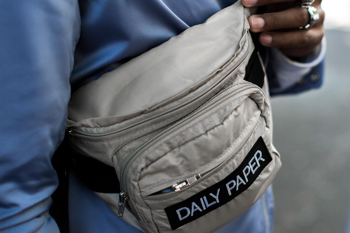 Daily Paper Bag