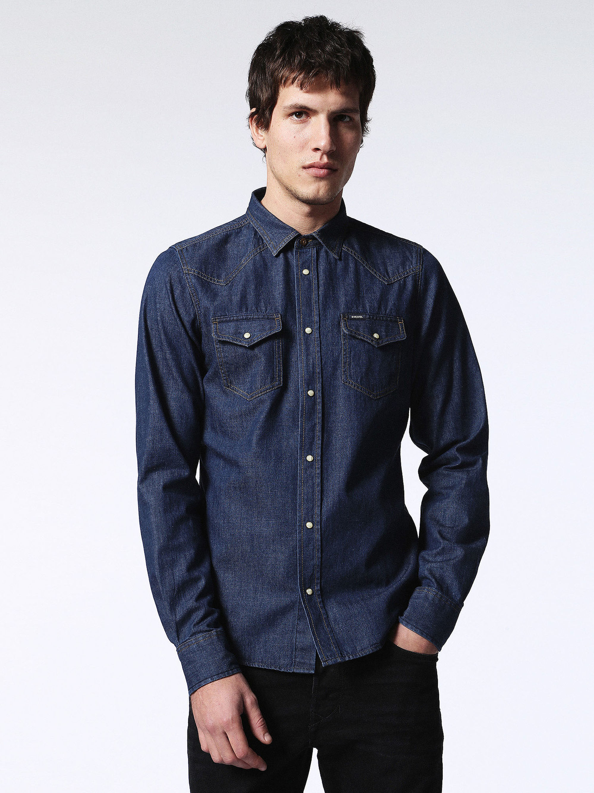 Diesel NEW-SONORA-E Hemden
