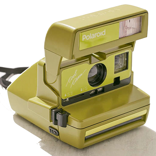 Polaroid Cam by Urban Outfitters