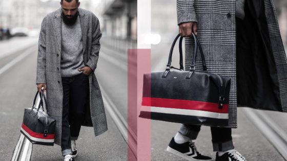 Reisetaschen: Weekender für Männer