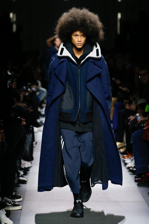 Japanische Designer auf der Paris Fashion Week: Y-3
