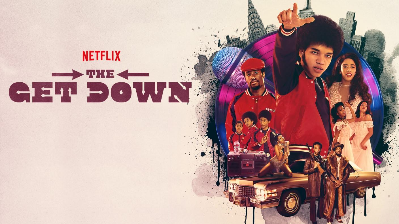 Die stylischsten Netflix Serien:: Get Down