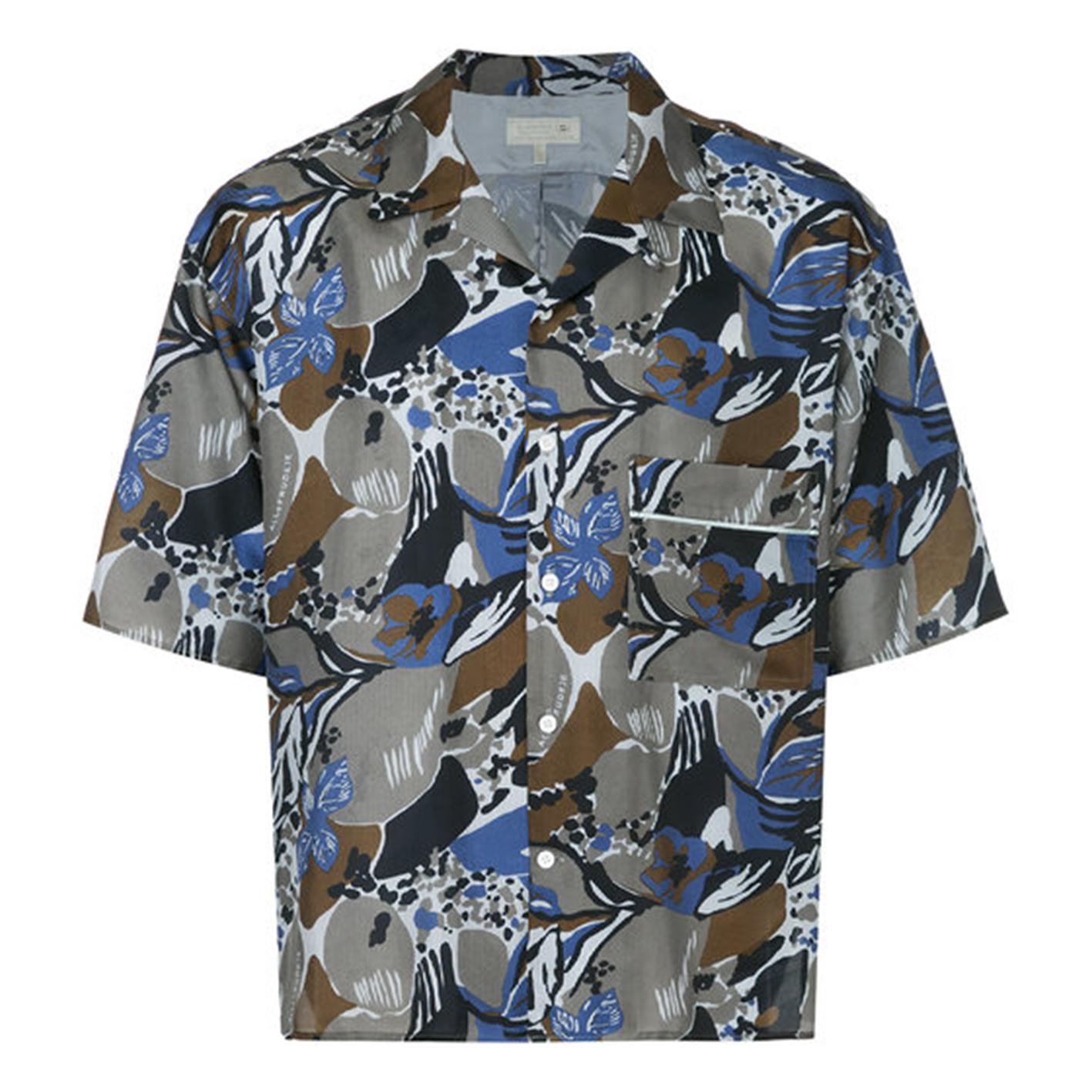 A(lefrude)e printed shirt