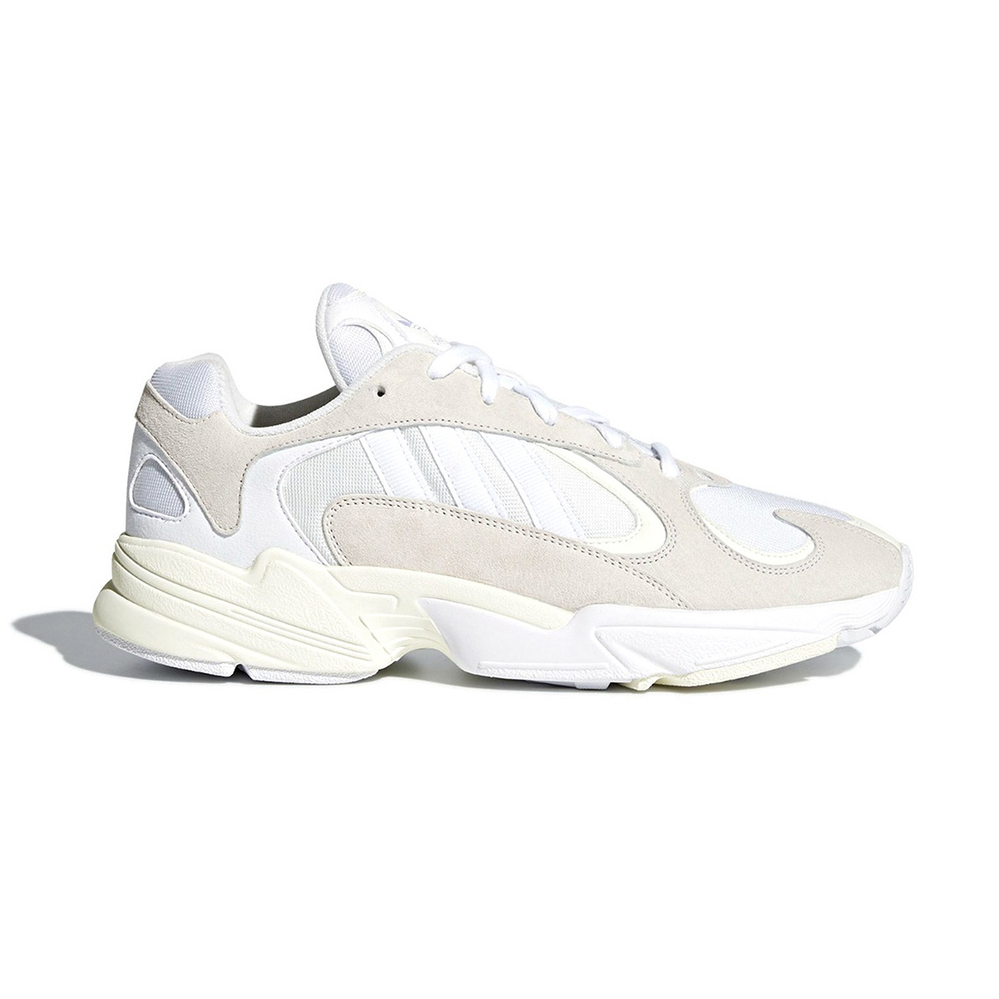 Adidas Yung-1 all white