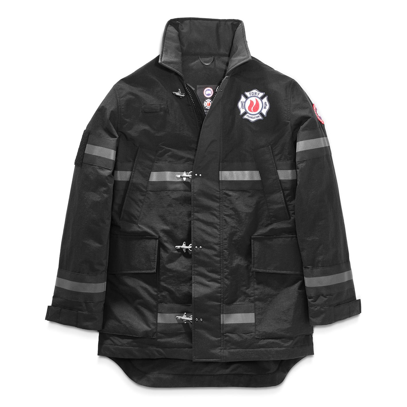 Canada Goose FDNY: The Bravest Coat