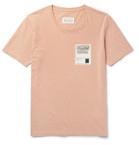 Maison Margiela: Stereotype Shirt