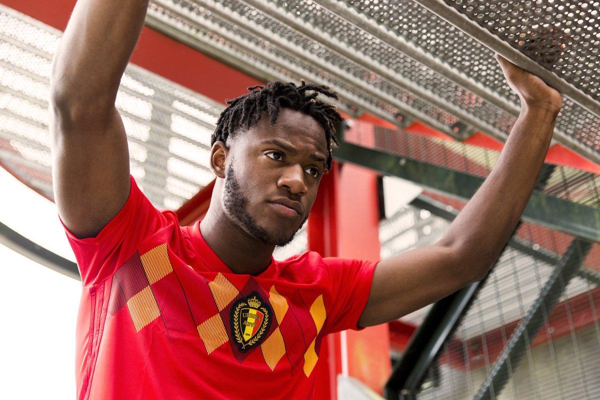 Die besten WM-Trikots 2018: Belgien