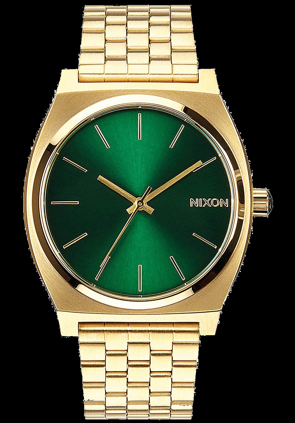 Nixon Uhr gold
