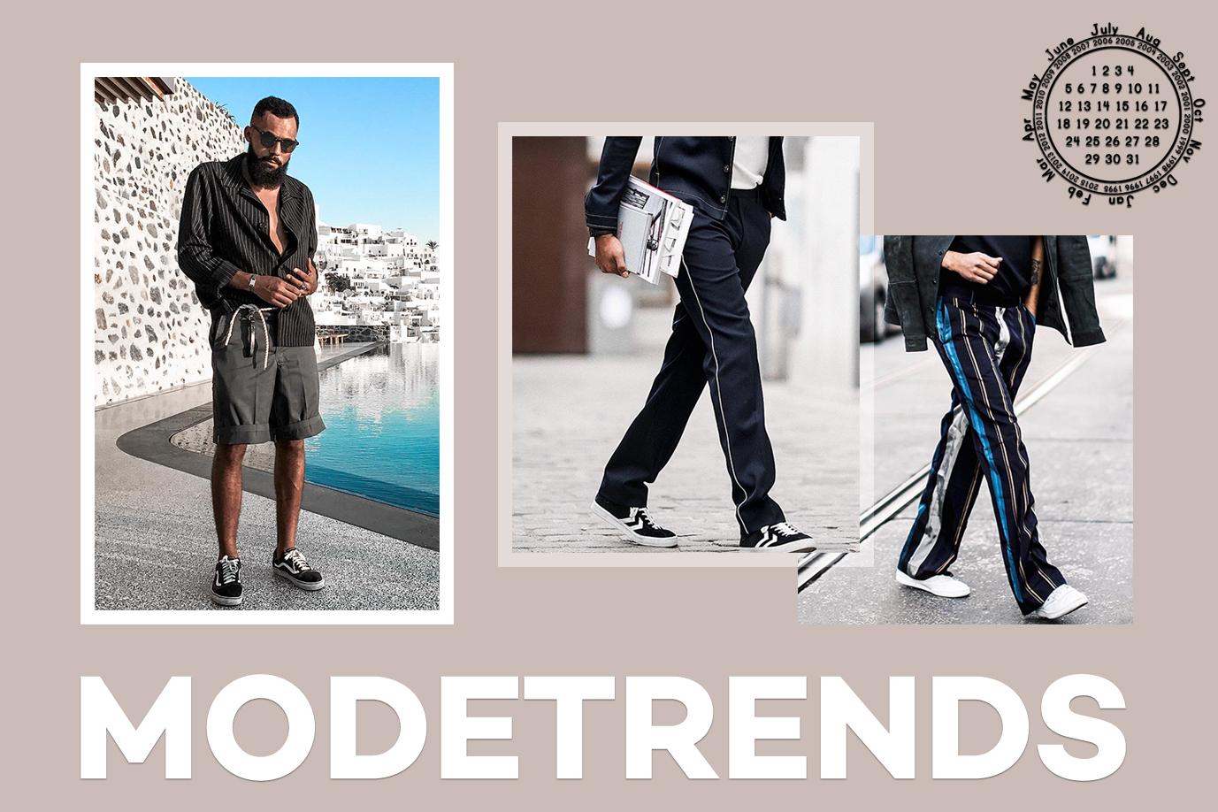 Modetrends 2018 für Männer
