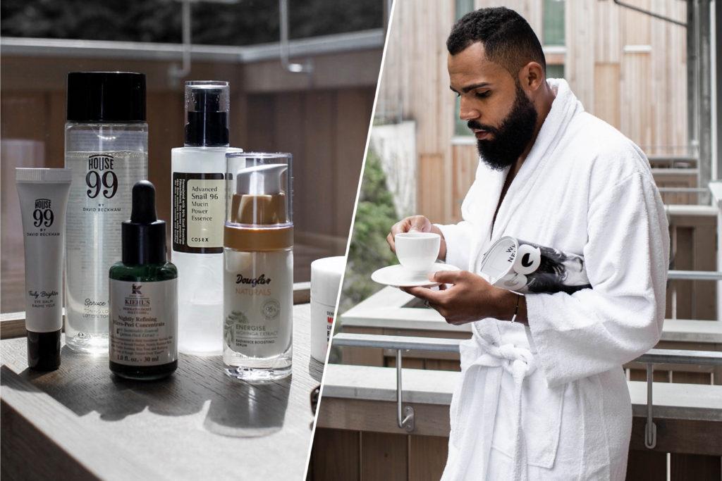 How to: Die perfekte Gesichtspflege für Männer