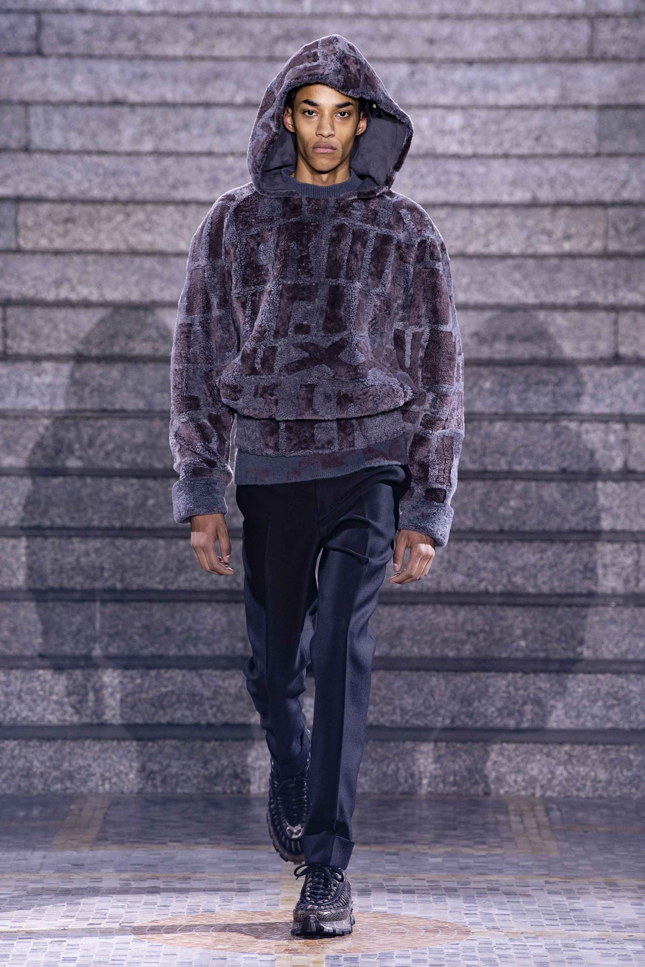 Fall/Winter 19 Kollektion von Ermenegildo Zegna