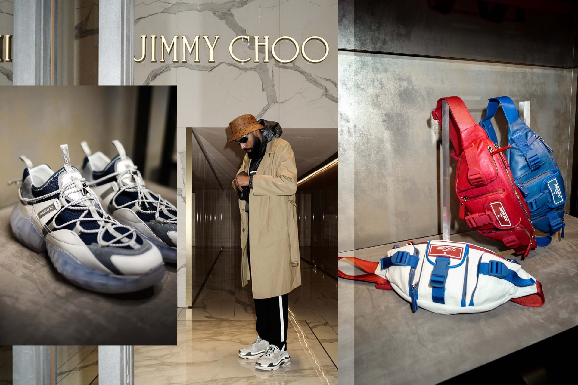 Jimmy Choo Fall/Winter 19 Presentation