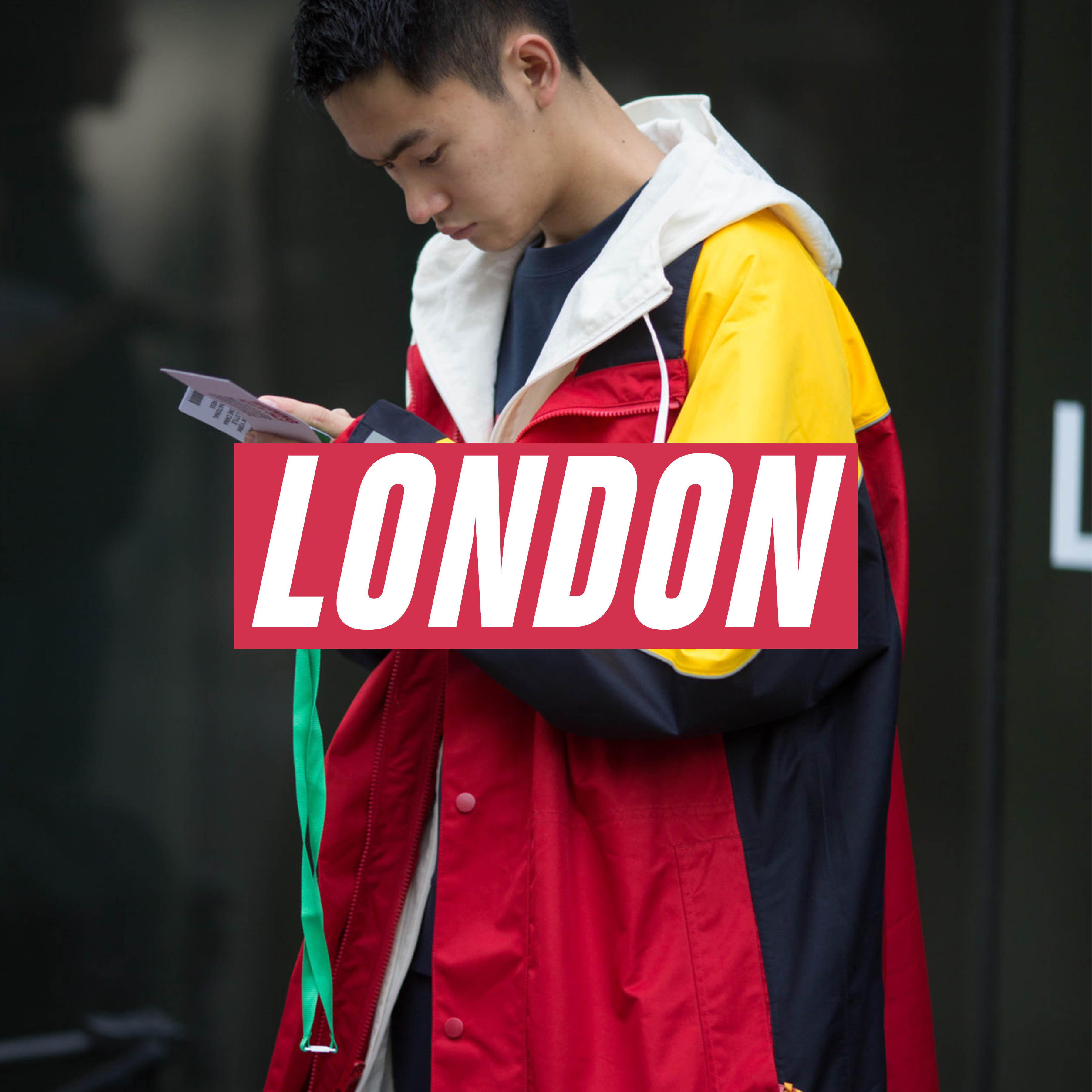 London Street Style Gallery