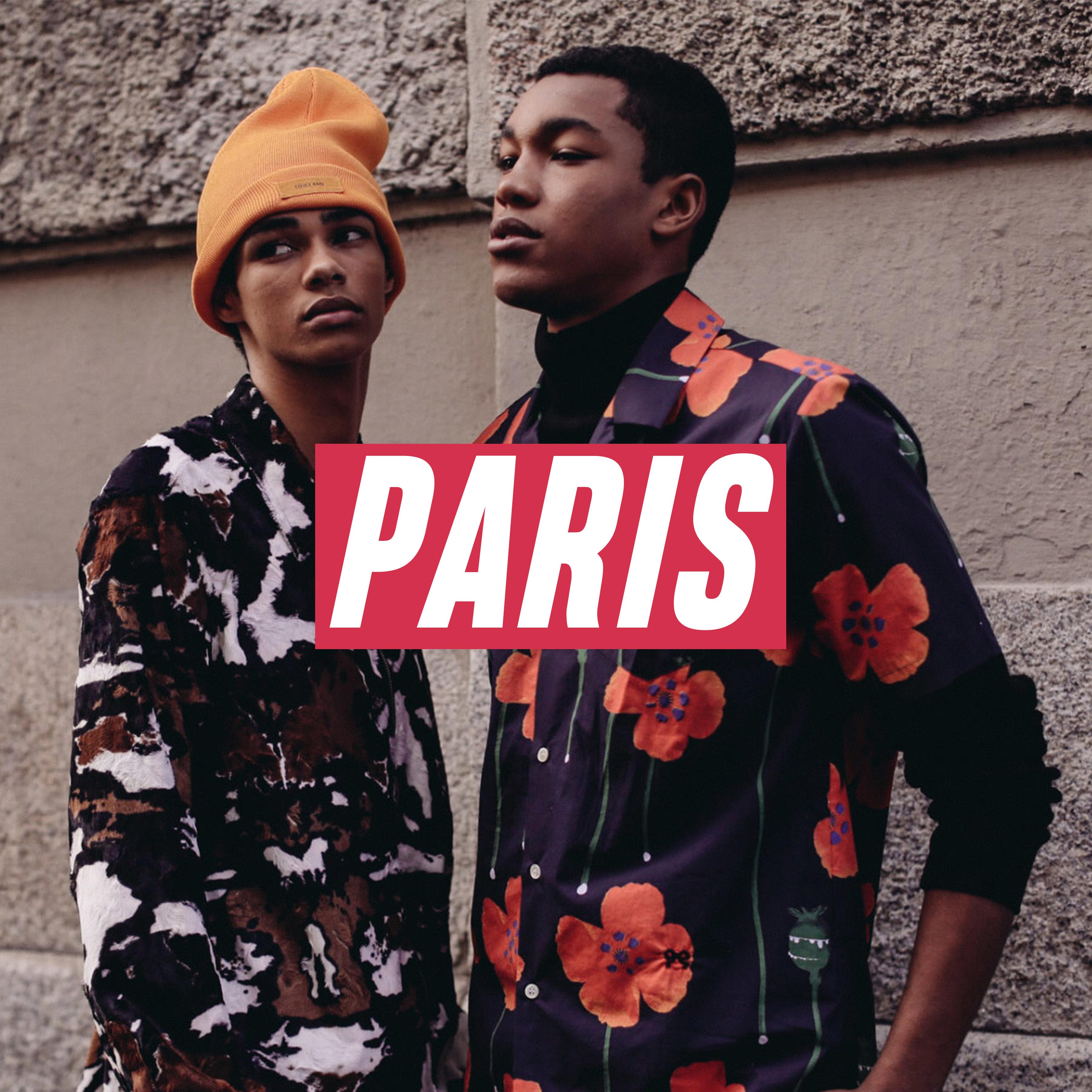 Paris Street Style Gallery