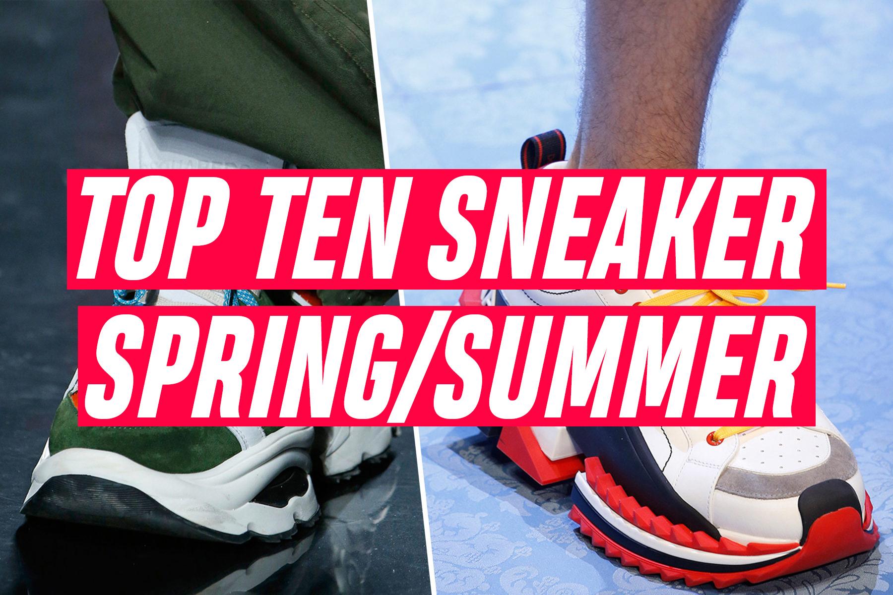 Die besten Sneaker Spring Summer 2019