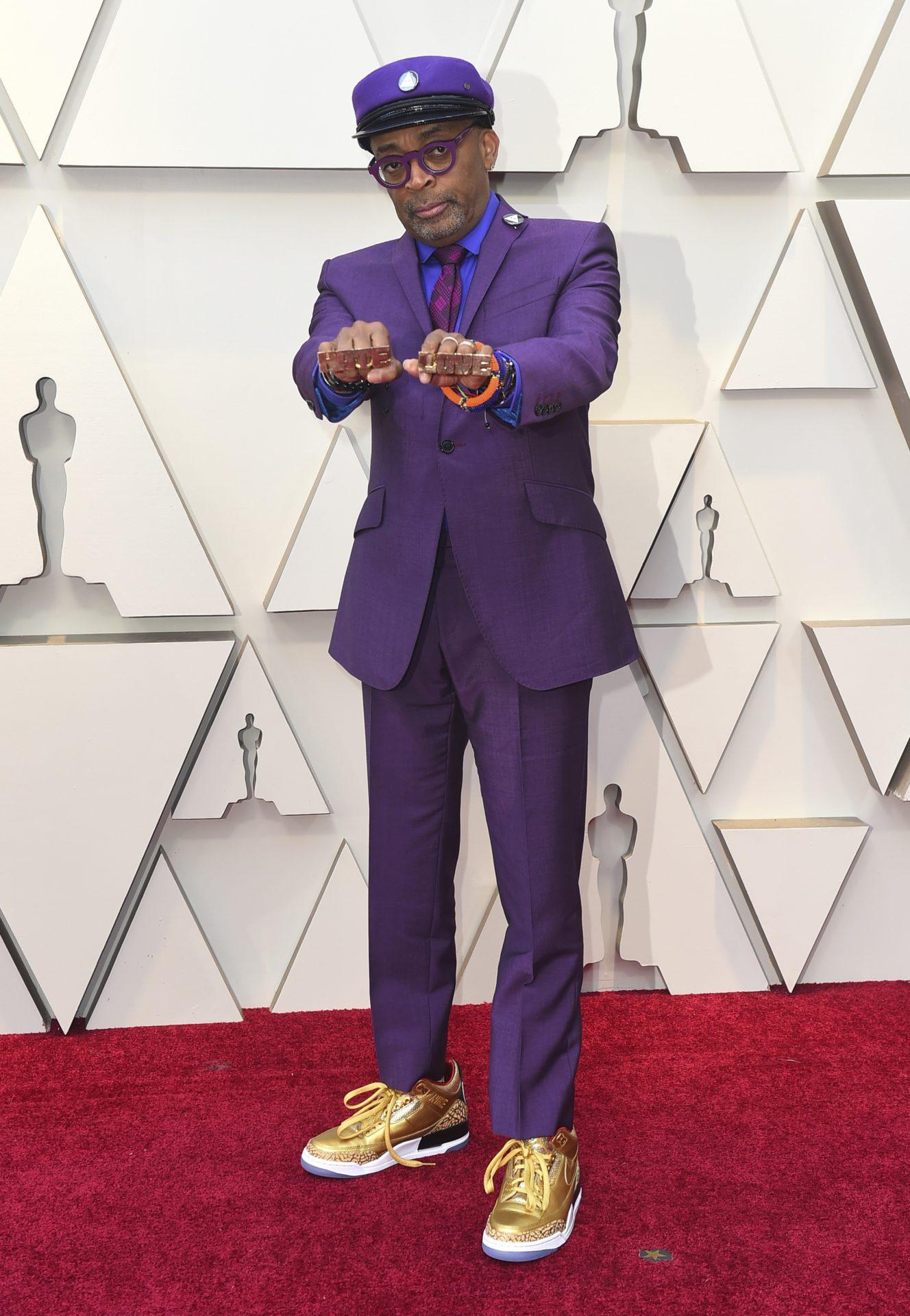 Die besten Oscar Looks 2019: Spike Lee