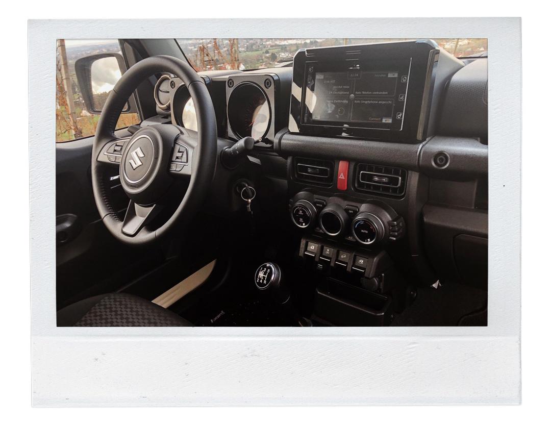New Kiss on the Blog DRIVE: Der Suzuki Jimny im Test