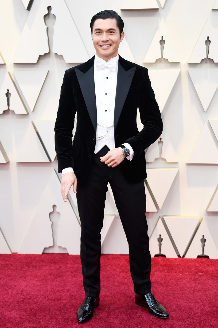 Die besten Oscar Looks 2019: Henry Golding