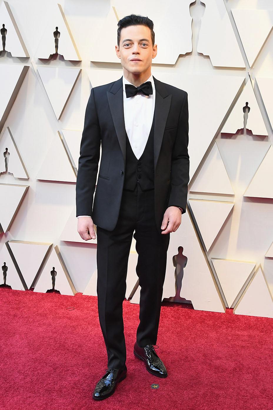 Die besten Oscar Looks 2019: Rami Malek