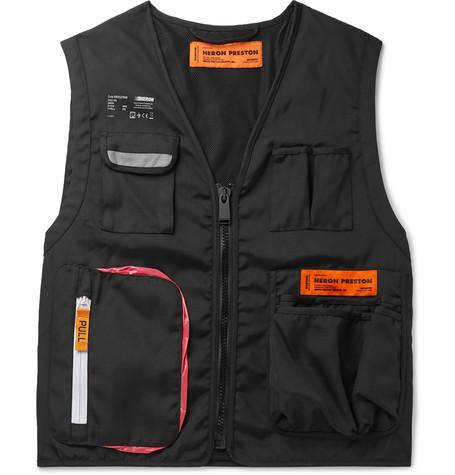 Männermode: Utility Vest