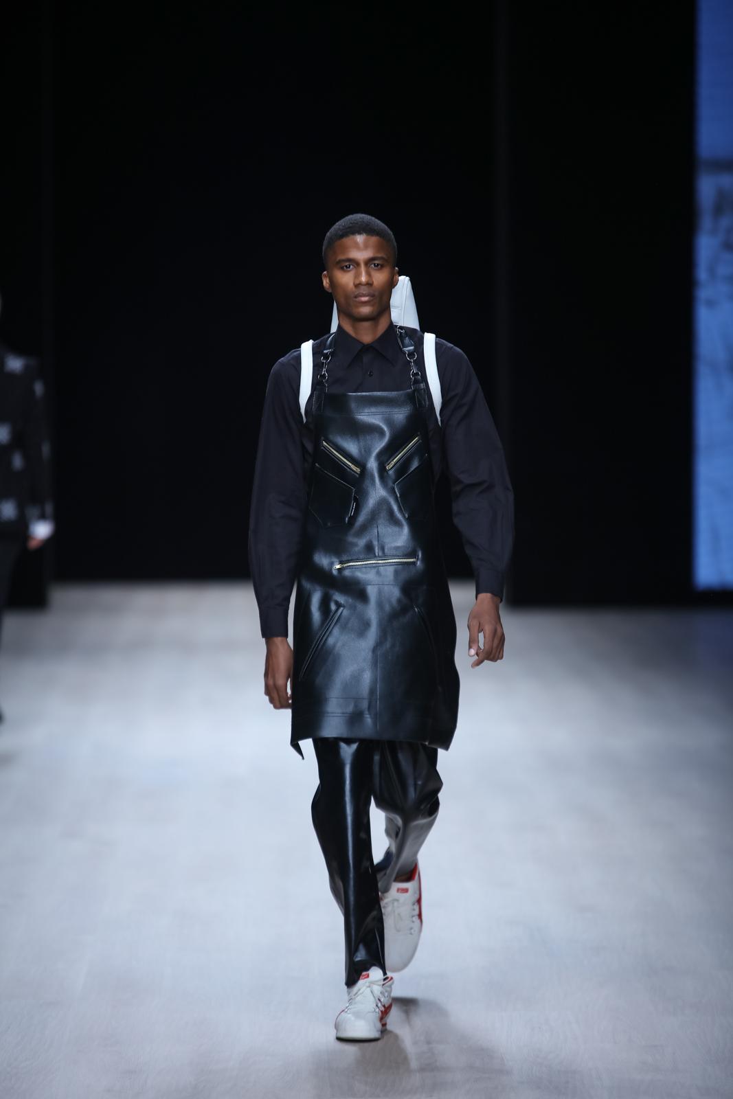 Arise Fashion Week Lagos 2019: Tokyo James