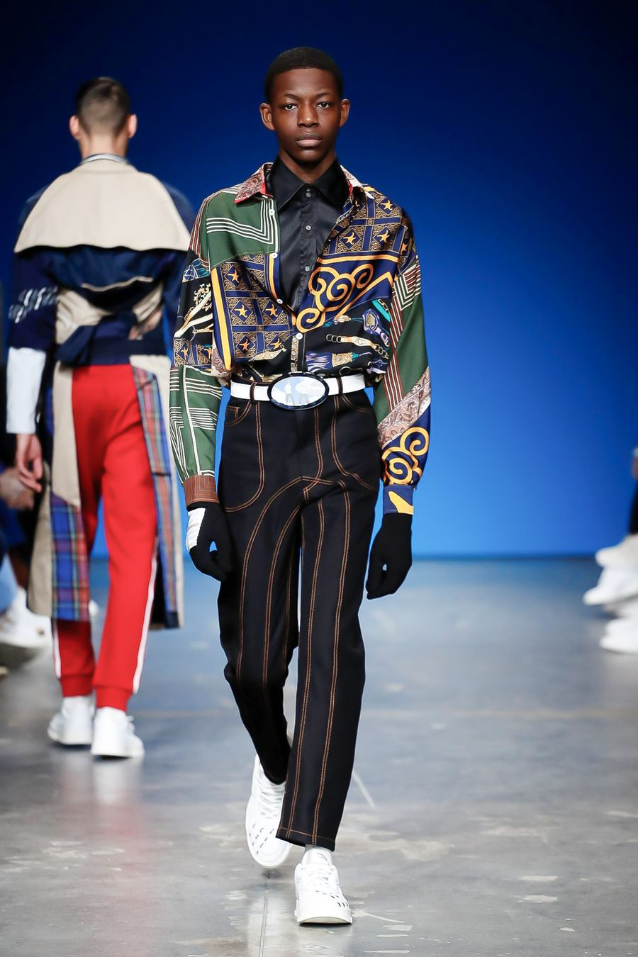 Arise Fashion Week Lagos 2019: Ahluwalia+Studio