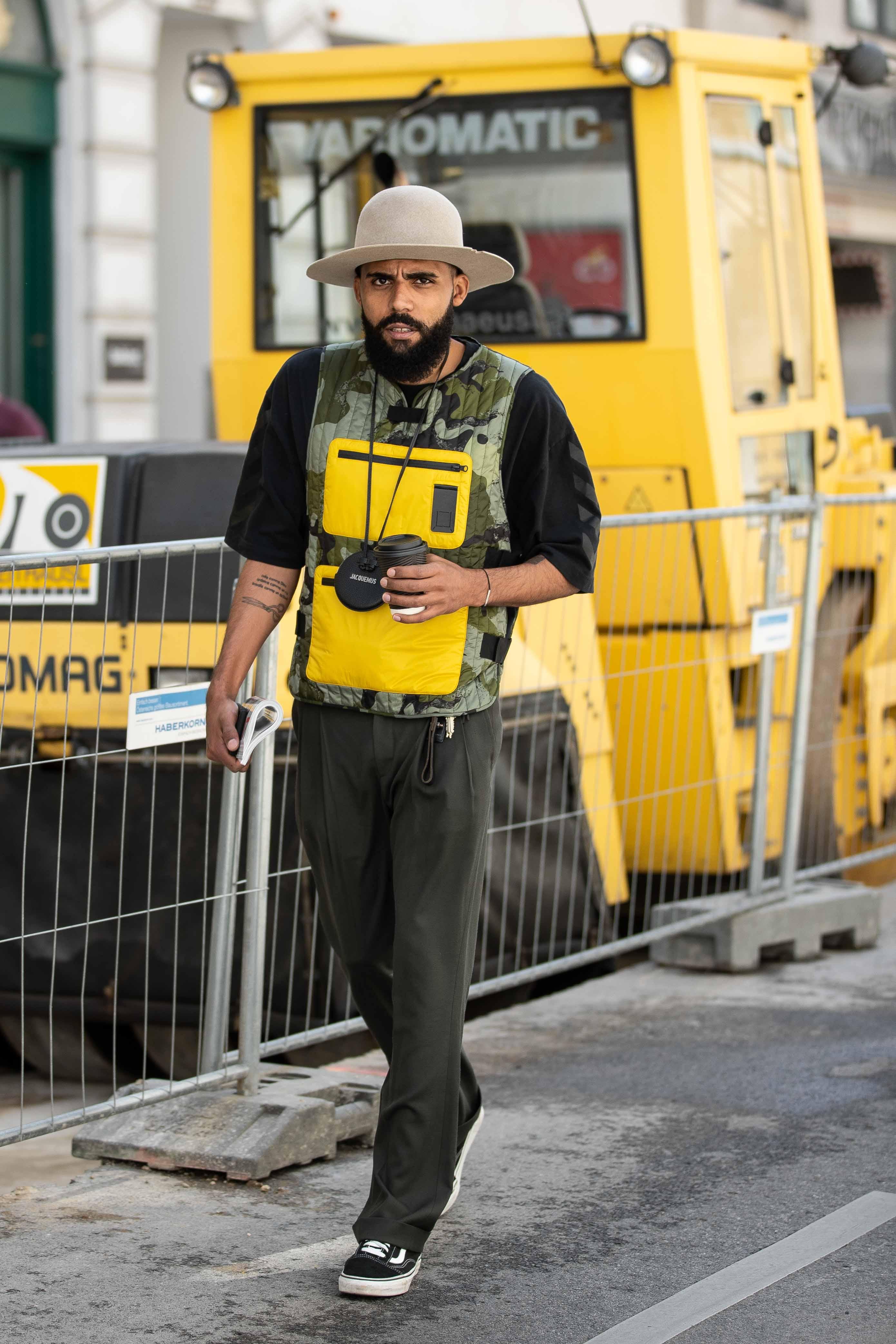 Männermode: Der Utility Fashion Trend