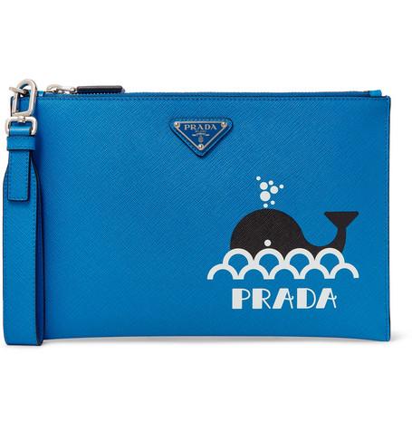 Männerhandtasche von Prada