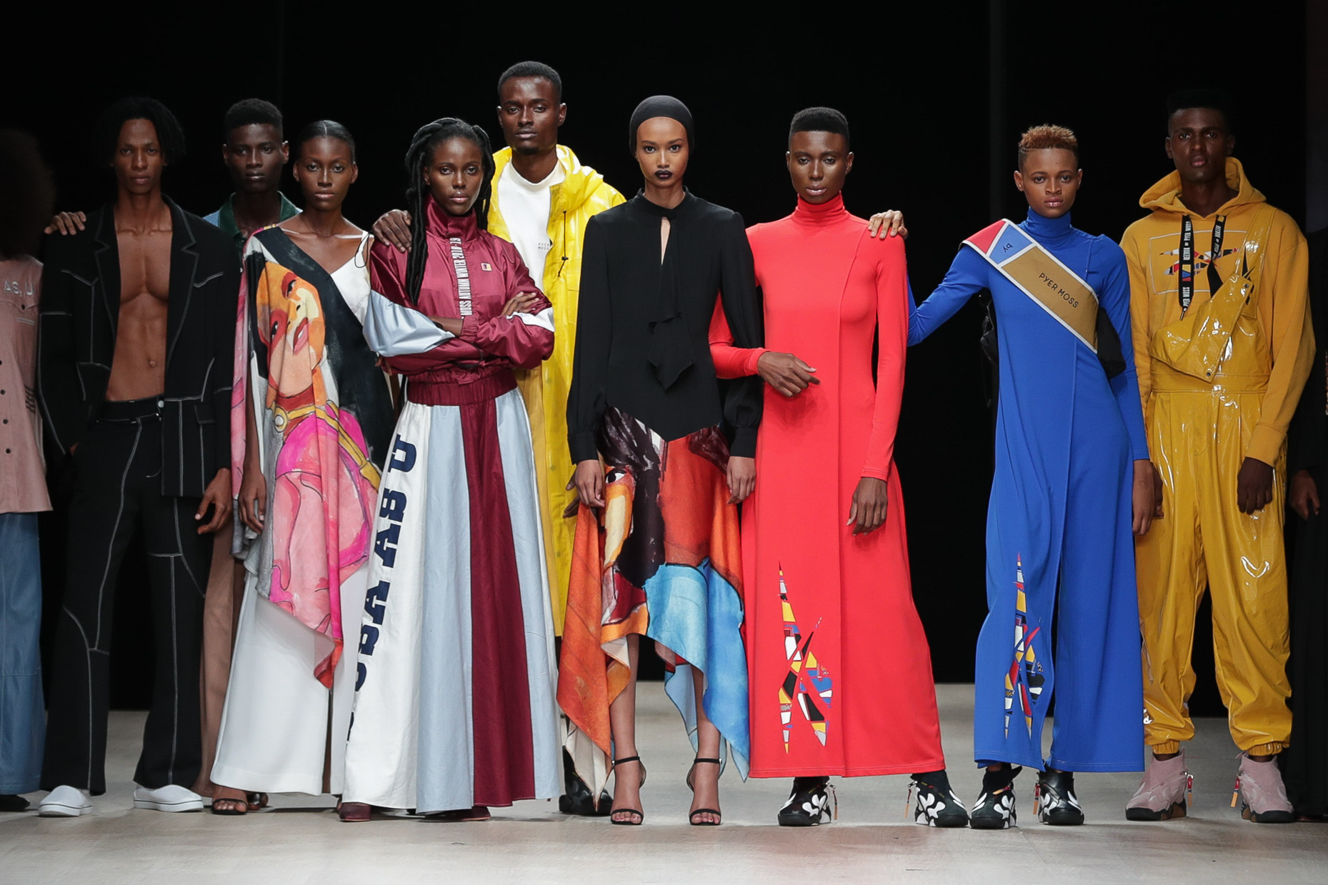 Die besten Designer der Arise Fashion Week 2019 in Lagos
